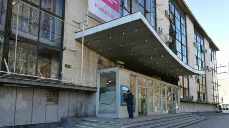 Здание «Первого канала» Грузии вновь не смогли продать