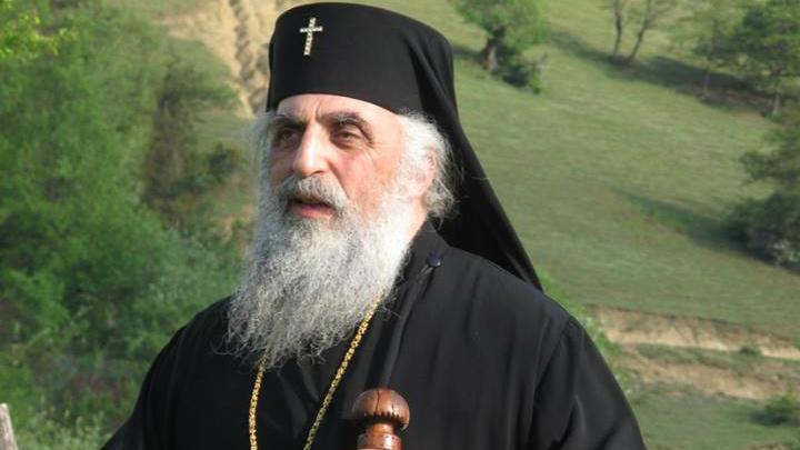 Митрополит ГПЦ заразился ковидом