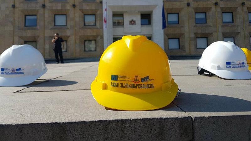 მშენებლობების უმრავლესობაში უსაფრთხოებაზე პასუხისმგებელი პირი არ ჰყავთ – ინსპექცია