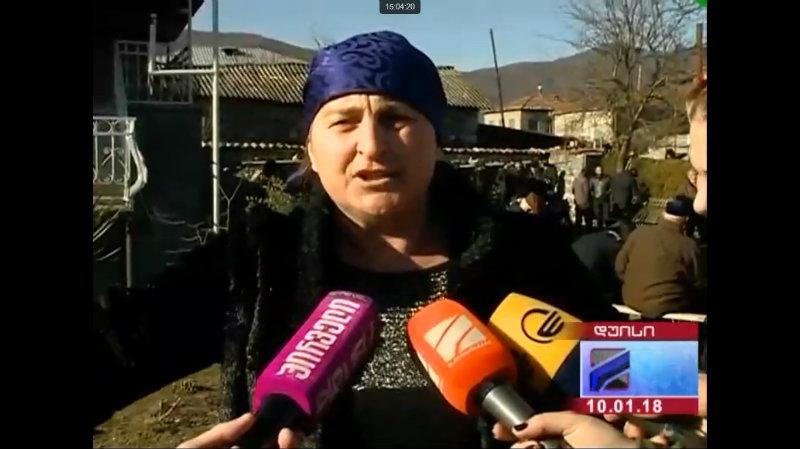 მაჩალიკაშვილის დედა: თუ ცოცხალი ვიქნები, ამას არ შევარჩენ მათ, ვინც დამნაშავეები არიან