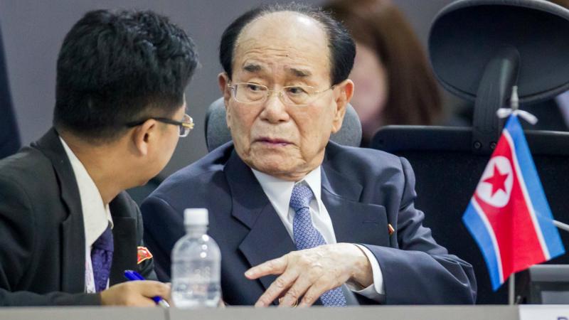 ჩრდილოეთ კორეის რანგით მეორე თანამდებობის პირი სამხრეთ კორეაში ჩავა