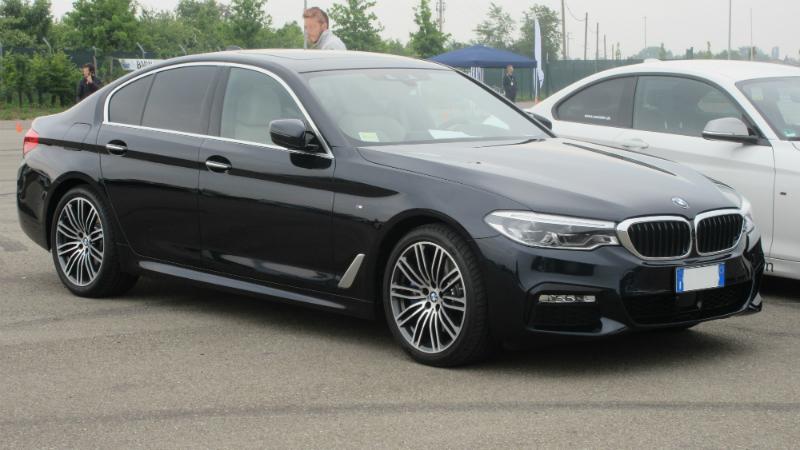BMW-G30 ფოტო: Creative Common/Wikipedia