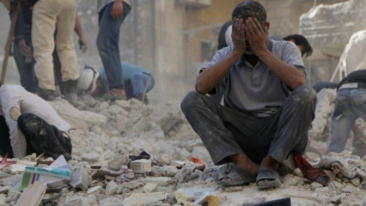"""""""ჯოჯოხეთი დედამიწაზე""""სირიაში 500-ზე მეტი მშვიდობიანი მოქალაქე დაიღუპა"""