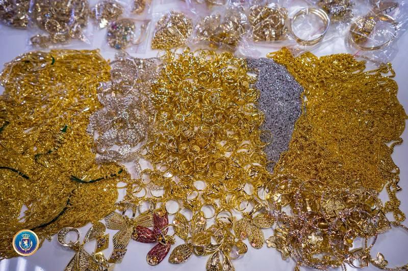 სარფში უპრეცედენტო რაოდენობის ოქრო და ვერცხლი ამოვიღეთ – საგამოძიებო სამსახური