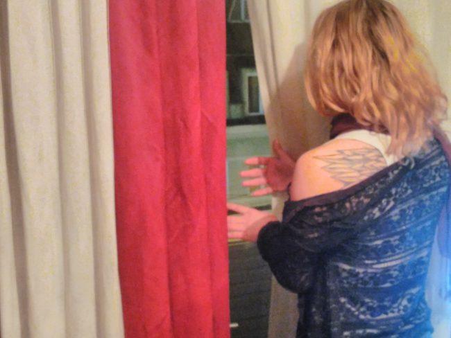 ტრანსგენდერი ქალი, რომელსაც სახლი დაატოვებინეს: თითქოს აღარ ვარსებობ, არც მიარსებია