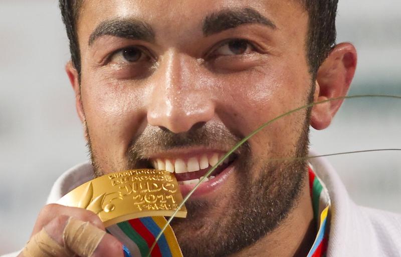 ილიას ილიადისმა მსოფლიოს 7 საუკეთესო ძიუდოისტში 4 ქართველი დაასახელა