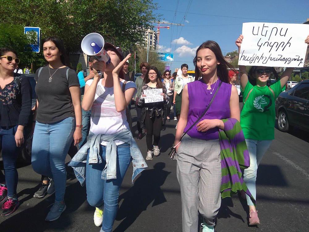 Women in armenia