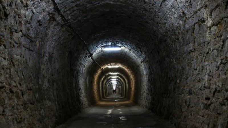 В Ткибули бригада шахтеров объявила забастовку