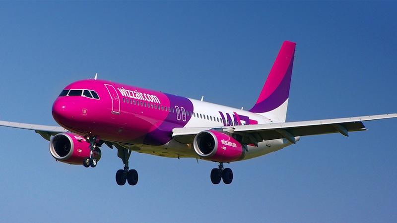 Несмотря на пандемию, Wizz Air анонсирует открытие новой базы в Италии