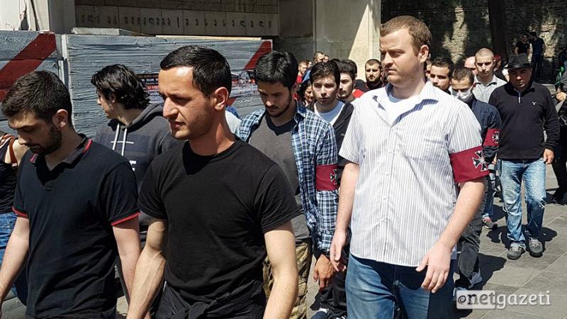 ჰომოფობიის საწინააღმდეგო დღეს თბილისში ჰომოფობიური აქციები იმართება