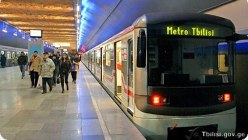 На станциях тбилисского метро проведут реабилитацию