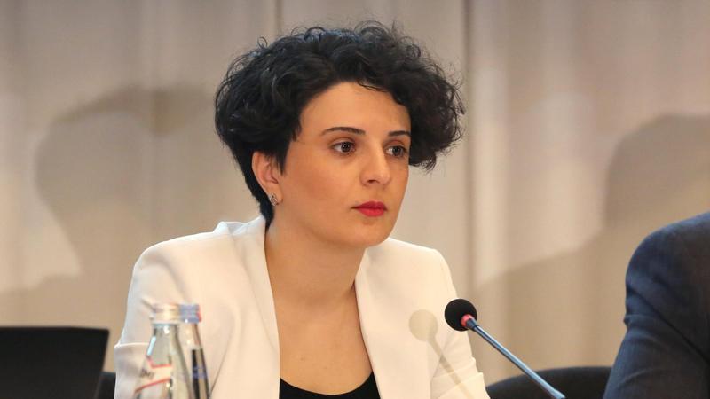 Глава администрации правительства Грузии Натия Мезвришвили подала в отставку