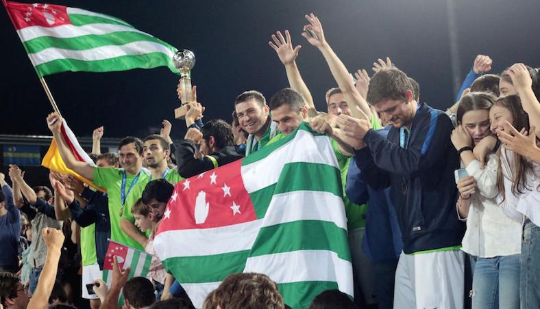 Как создается национальная идентичность в Абхазии