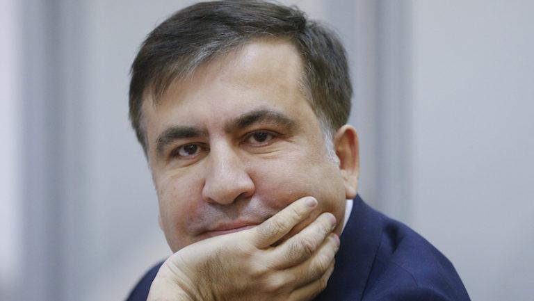 Минюст Грузии требует выделить для Саакашвили мультифункциональную группу врачей