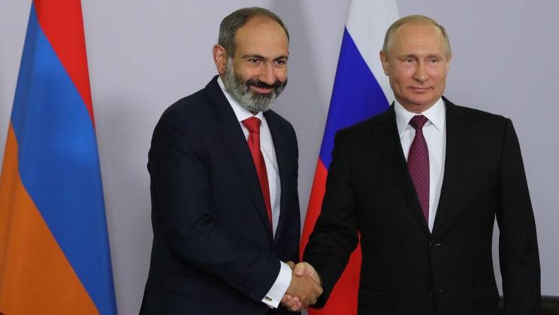 """""""რუსეთი სომხეთს დაეხმარება, თუ ბრძოლა სომხეთში გადაინაცვლებს"""" – მოსკოვი"""