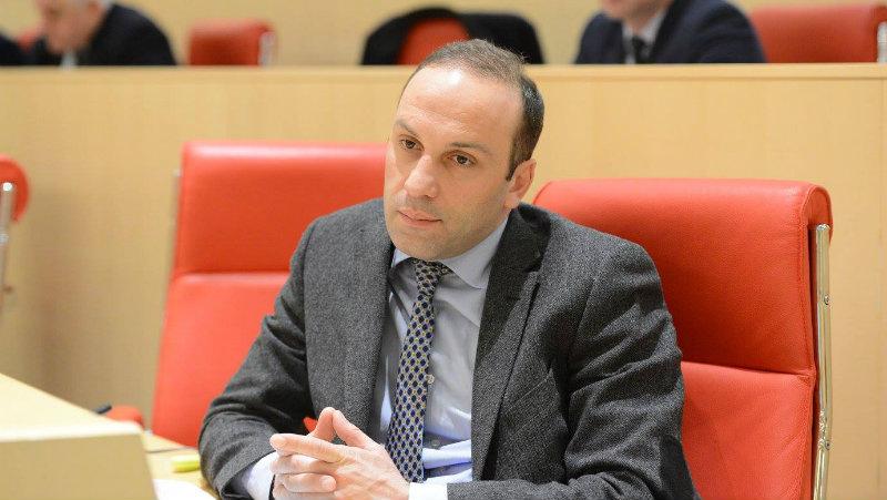 Депутат и его супруга-журналист ТВ «Пирвели» заразились коронавирусом