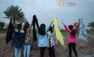 ირანელი ქალები სავალდებულო ჰიჯაბის წინააღმდეგ. ფოტო: My Stealthy Freedom