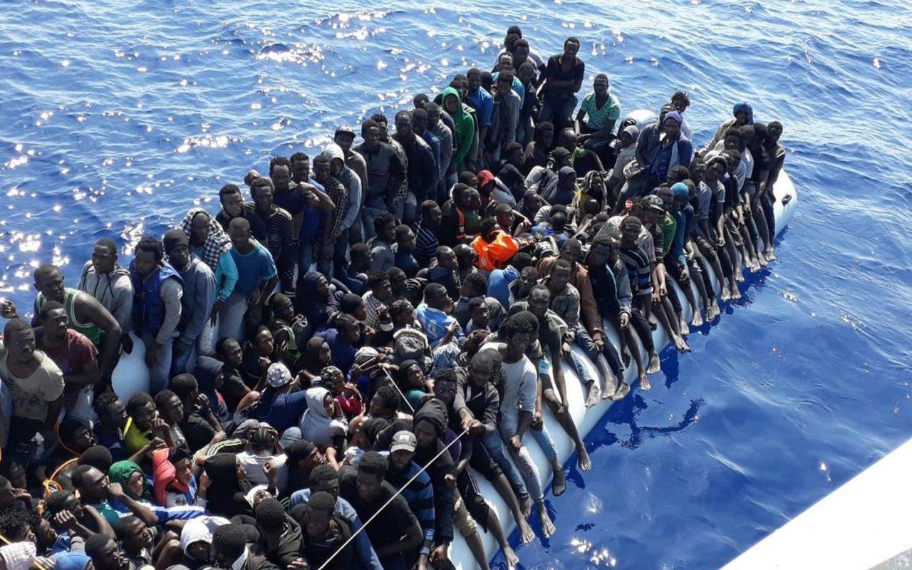 100 მიგრანტი დაიღუპა ნავის ჩაძირვის შემდეგ ლიბიის სანაპიროსთან