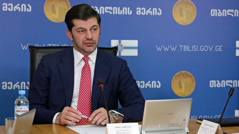 Мэр Тбилиси призвал не верить «дезинформации об оползне в Вашлиджвари»