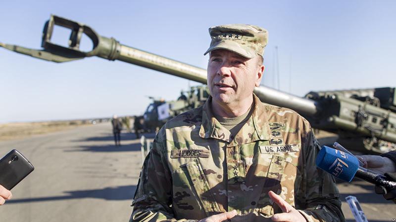 Ходжес: В США и НАТО осознают растущую стратегическую значимость Черноморского региона