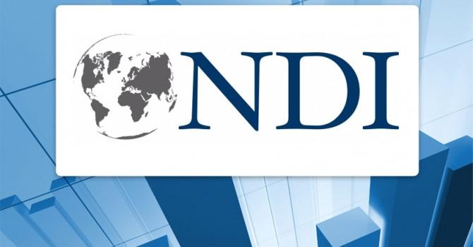 """""""ცოტა გასაკვირიც კი იყო შედეგები"""" — პარტიები NDI-ის გამოკითხვაზე"""