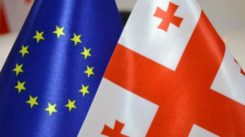 Опрос NDI: в Грузии возрос уровень поддержки ЕС и НАТО