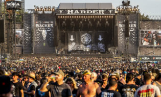 Wacken Open Air ფოტო: EPA/SRDJAN SUKI