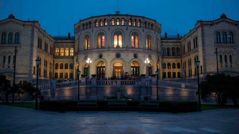 ნორვეგიის პარლამენტში IT კონფერენციაზე შპიონაჟის ბრალდებით რუსეთის მოქალაქე დააკავეს