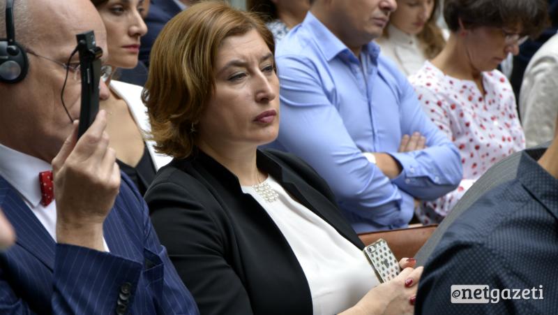 Председатель ЦИК Грузии Тамар Жвания ушла в отставку