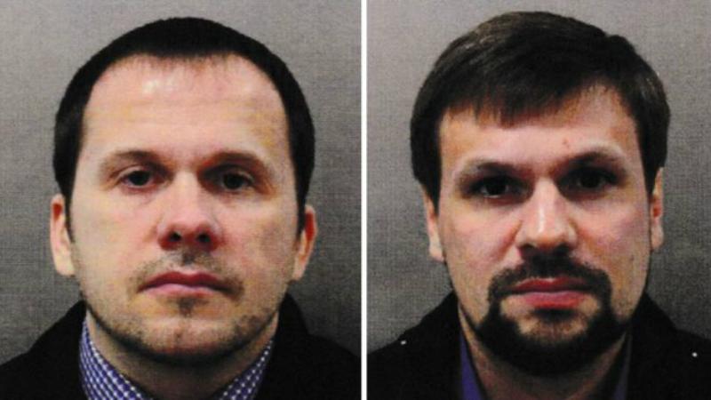 პეტროვი და ბოშირობი. ფოტო: MET POLICE/BBC