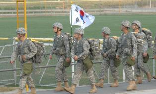 სამხრეთ კორეის ჯარი.. ფოტო: CC/Flickr