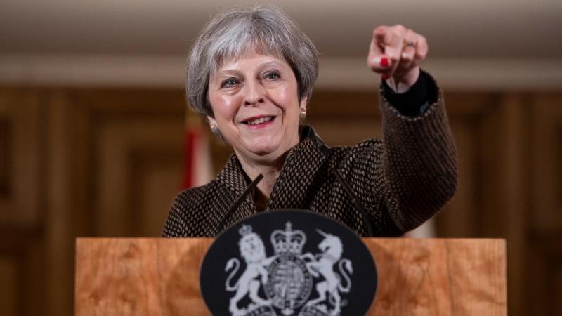 ტერეზა მეი: ევროკავშირმა პატივი უნდა სცეს ბრექსიტის ჩვენეულ გეგმას