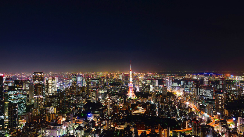 ტოკიო. ფოტო: CC
