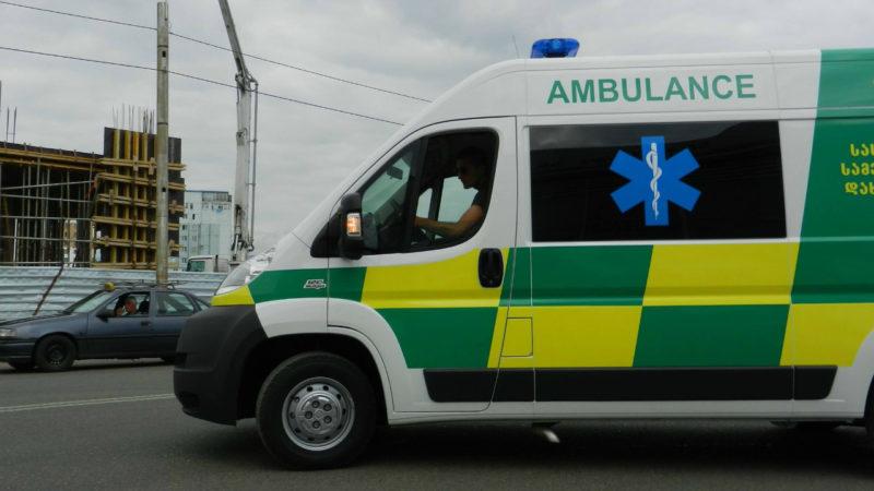 Около 50 детей госпитализированы после массового отравления в Гори