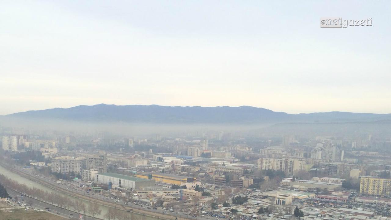 თბილისში ჰაერის ხარისხი გაუარესდა – კვლევა