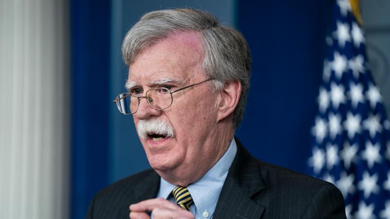 ბოლტონი: აშშ გააგრძელებს ყარაბაღის კონფლიქტის მშვიდობიანად მოგვარების მხარდაჭერას