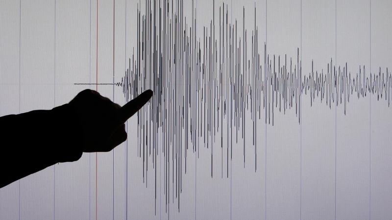 В Греции произошло землетрясение магнитудой 6,3