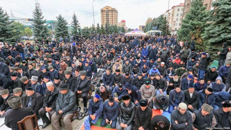 """""""უპრეცედენტო აქციები ჩრდილოეთ კავკასიაში"""" — რა ხდება ინგუშეთში?"""