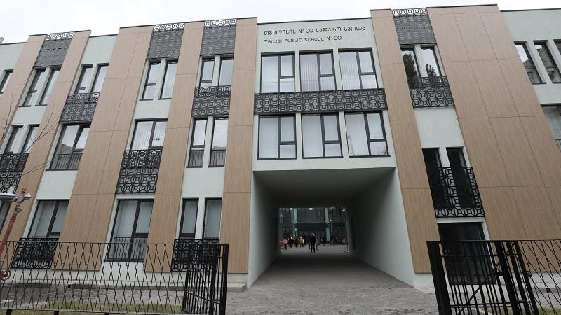 მიხეილ ბატიაშვილმა თბილისში უახლესი სტანდარტების ახალი სკოლა  გახსნა