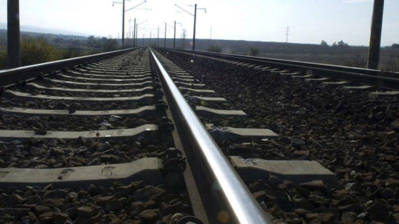 В Ланчхути поезд сбил женщину. Она скончалась