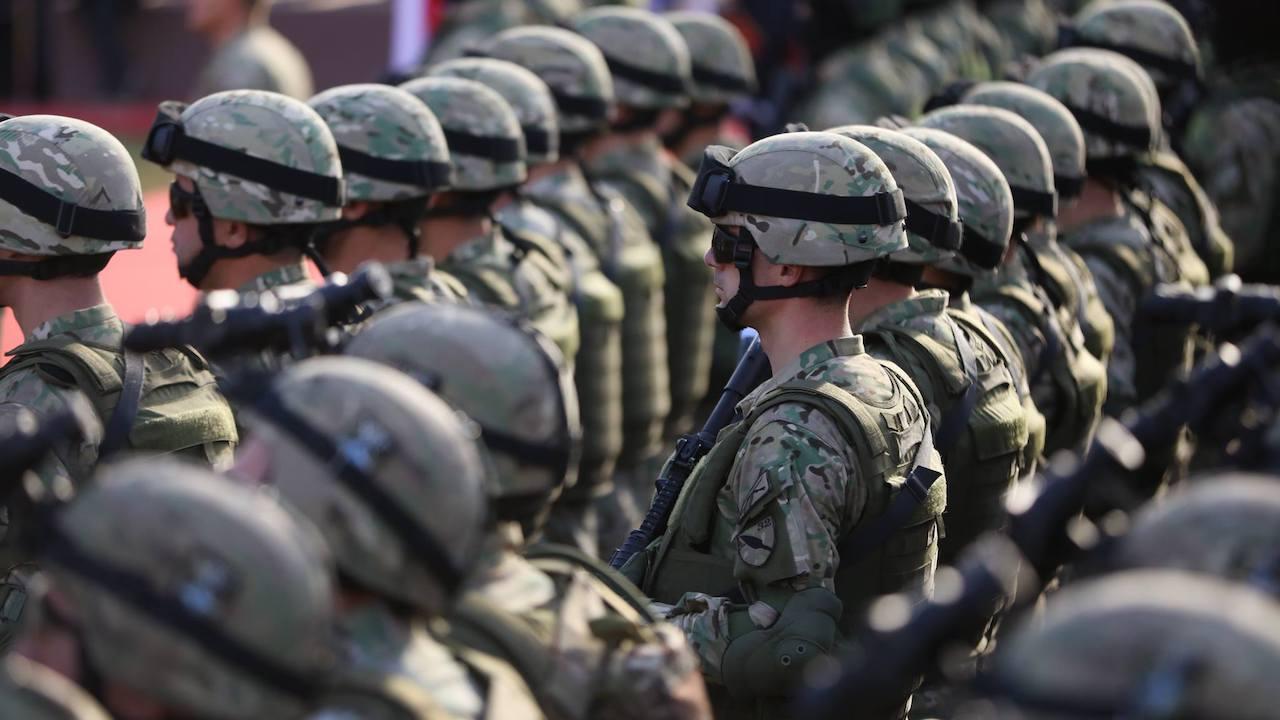 ჯარი COVID-19-ის გავრცელების საპრევენციო ღონისძიებებში ჩაერთო