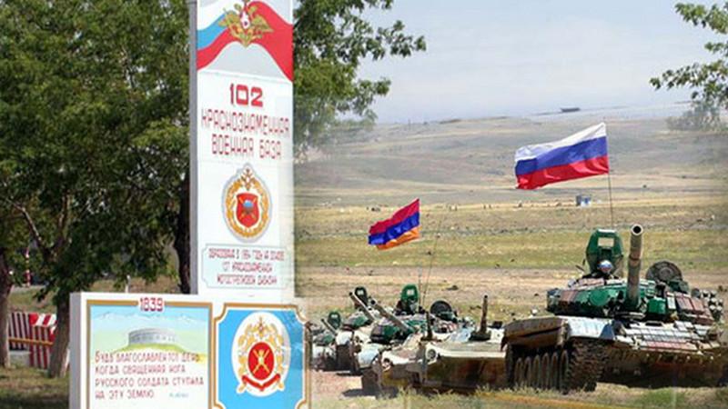 Армения заинтересована в усилении российской военной базы в Гюмри