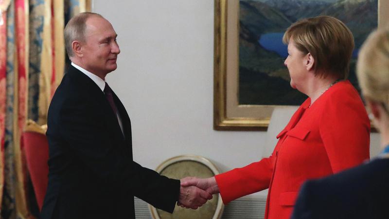 ვერ ვხედავდით, რომ რუსეთი გამოძიებაში გვეხმარებოდა – მერკელი ხანგოშვილის მკვლელობაზე