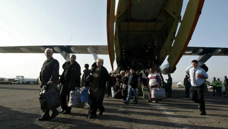 რუსეთს 12 ნოემბრამდე მიეცა ვადა, კომპენსაციის გადახდის ფორმა დაასახელოს