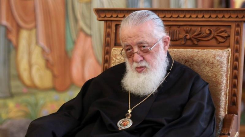 Илия Второй к Патриарху Кириллу: «Просим Вас походатайствовать за освобождение Гахеладзе»