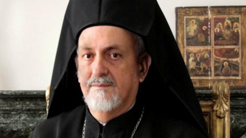 მიტროპოლიტი ემანუელი. ფოტო: Orthodox Christian Network