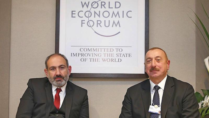 Лидеры Армении и Азербайджана выступили с заявлениями по карабахскому конфликту