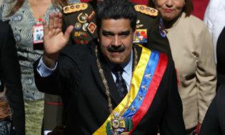 ნიკოლას მადურო. ფოტო: EPA/Miguel Gutiérrez