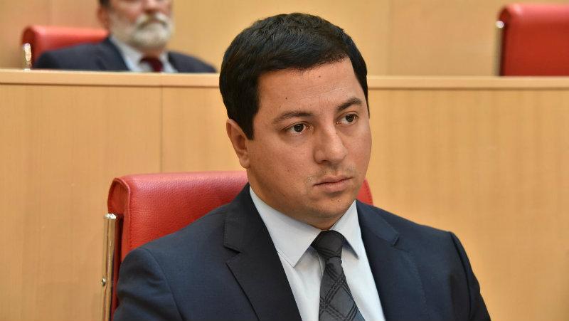 Талаквадзе: «Если мы не наберем 40%, то рассмотрим требование оппозиции о выборах»