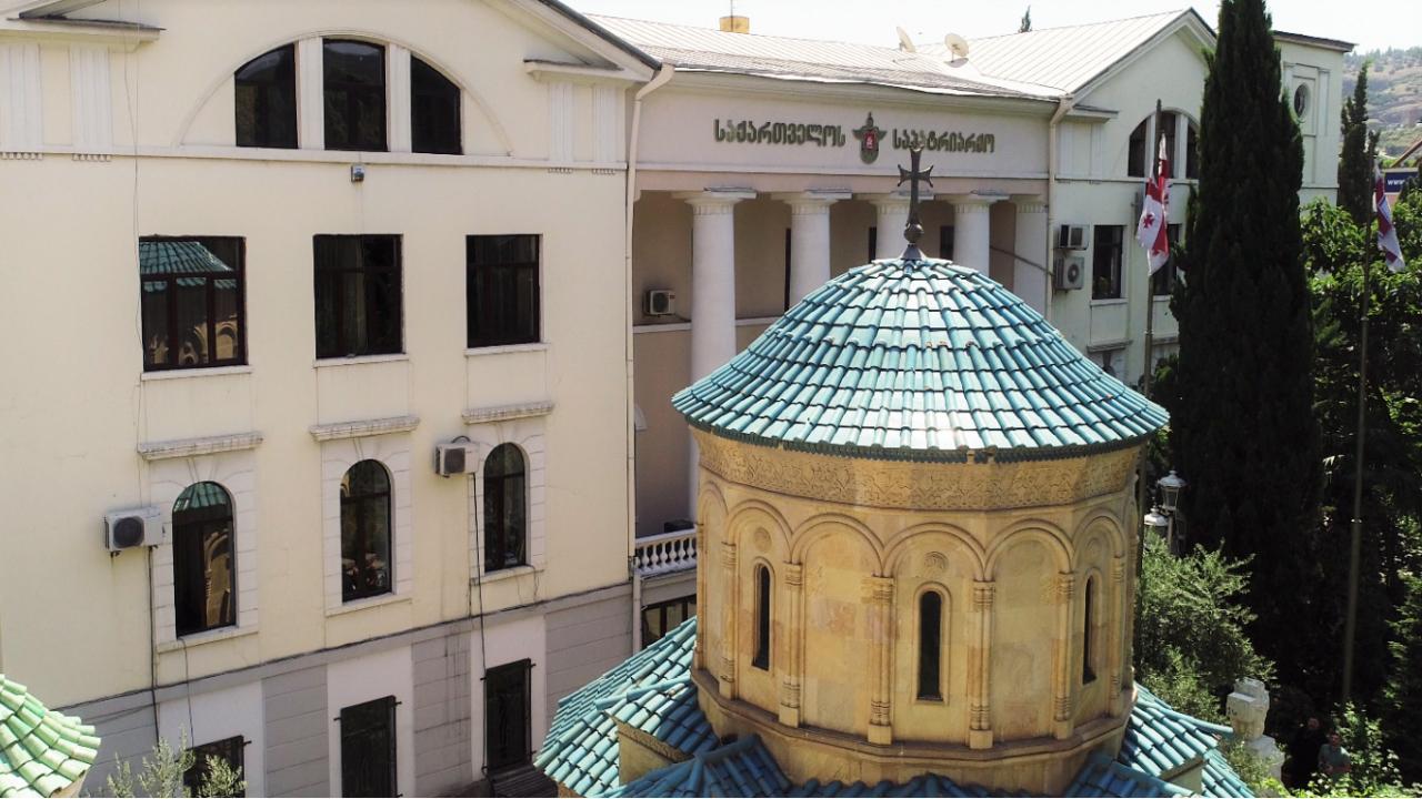 Патриархия Грузии обвинила главу Абхазской церкви во лжи